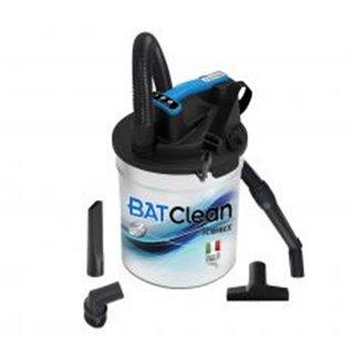 """Aspirateur à poussières """"BATCLEAN"""" à batterie Lithium 18V, bidon 10L"""