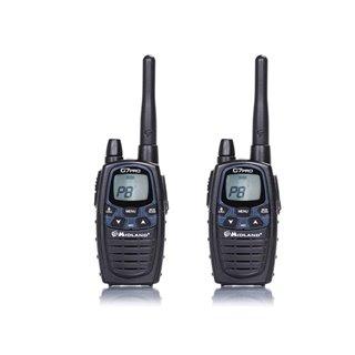 Midland® G7 Pro - Pmr446 Blister Avec 2 Talkies-Walkies