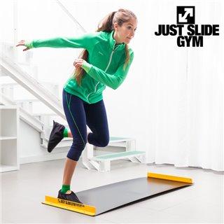 Planche glissante d'Entraînement Fitness Just Slide Gym