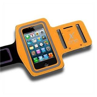 Bracelet de course en néoprène X-ONE 106207 Taille L Orange