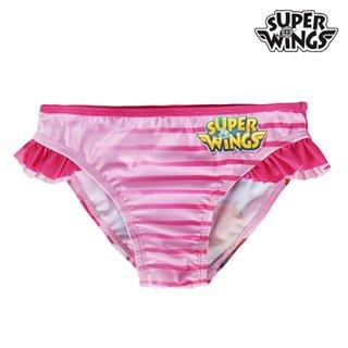 Bas de Bikini pour Filles Super Wings-Taille -7 ans