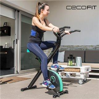 Vélo d'Appartement Pliable Cecofit X-Bike