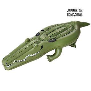 Personnage pour piscine gonflable Junior Knows 4397 Crocodile