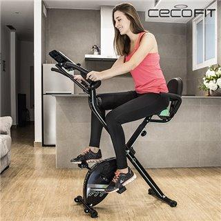 Vélo d'Appartement Magnétique Pliable Cecofit Pro 7016
