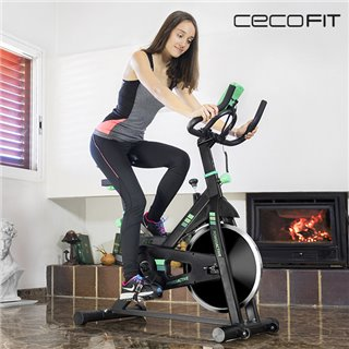 Vélo d'Appartement Cecofit Power Active 7018