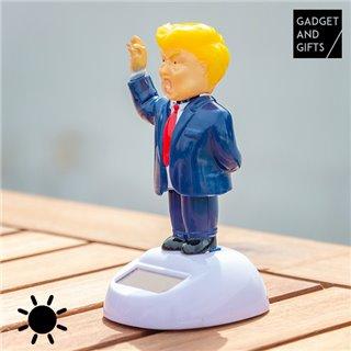 Mr. Trump Solaire avec Mouvement Gadget and Gifts