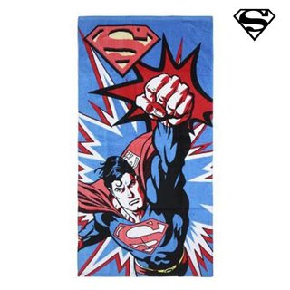 Serviette de plage Superman 9016