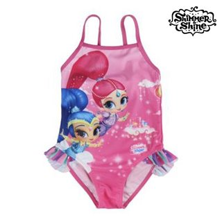 Maillot de bain Enfant Shimmer and Shine 401 (taille 7 ans)