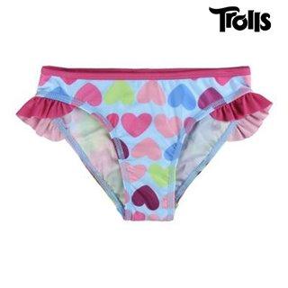Bas de Bikini Pour Filles Trolls 9368 (taille 4 ans)