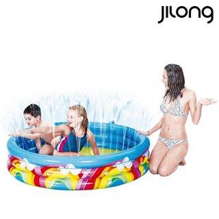 Pataugeoire gonflable pour enfants Jilong JL017048NPF