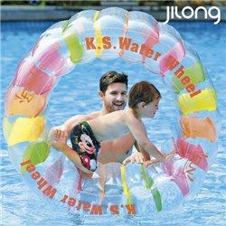 Personnage pour piscine gonflable Jilong JL027213NPF (125 x 84 cm) Multicouleur