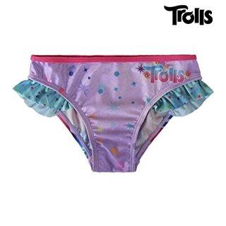Bas de Bikini Pour Filles Trolls 9192 (taille 6 ans)