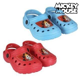 Sabots de Plage Mickey Mouse 5802 Bleu (taille 27)