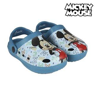 Sabots de Plage Mickey Mouse 5536 (taille 27) Bleu