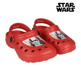 Sabots de Plage Star Wars 7585 (taille 25) Rouge