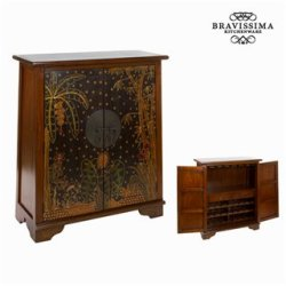 Porte-bouteille batik - Collection Paradise by Bravissima Kitchen