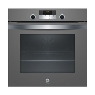 Four multifonction Balay 3HB535CA0 71 L Aqualisis 3400W Anthracite