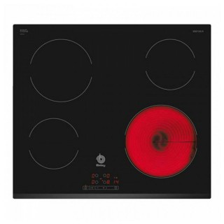 Plaques vitro-céramiques Balay 3EB720LR. 60 cm Noir (4 zones de cuisson)