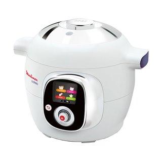 Robot culinaire Moulinex CE704110 Blanc