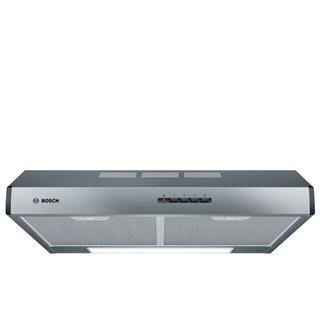 Hotte standard BOSCH DUL63CC55 60 cm 350 m3/h 72 dB 146W Acier inoxydable
