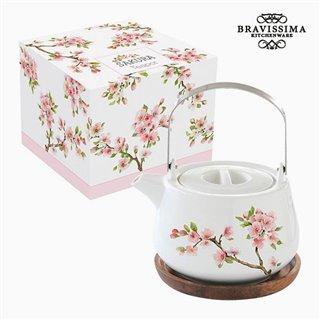 Théière Porcelaine by Bravissima Kitchen