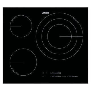 Plaque à Induction Zanussi ZIT6375CB 60 cm Noir (3 zones de cuisson)