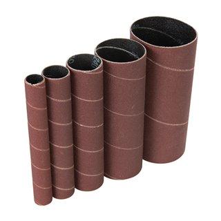 Manchons de ponçage corindon 5 pcs - 5 manchons de ponçage TSPSS240G5PK grains 240