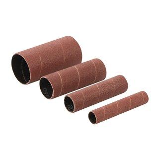 Manchons de ponçage corindon 4 pcs - 4 manchons de ponçage TSPSS150G4PK grains 150