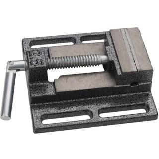 Etau à mors parallèle 63mm, ouverture 50mm pour perceuse sur colonne 500.8451
