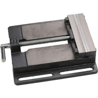 Etau à mors parallèle 150mm, ouverture 120mm pour perceuse sur colonne 500.8454