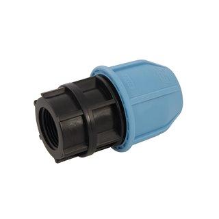 "Adaptateur femelle MDPE - 25 mm x 3/4"""