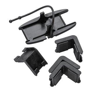 Kit d'accessoires pour système de serrage à bande - 5 pcs