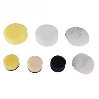 Tampons de nettoyage jaune, Ø 85,0mm pour 515.5120