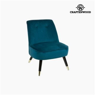Fauteuil Bleu (72 x 70 x 57 cm) by Craftenwood