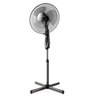 Ventilateur sur Pied Taurus 16C 45W Noir