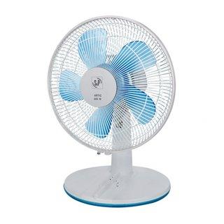 Ventilateur de Bureau S&P ARTIC-405 Blanc