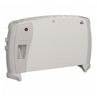 Chauffage à Convection Electrique Grupo FM RC101 2000W Blanc