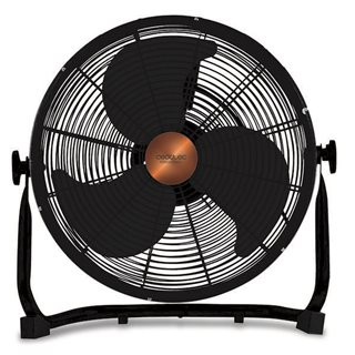 Ventilateur de Sol Cecotec Forcesilence Pro 100 W-Couleur-Gris