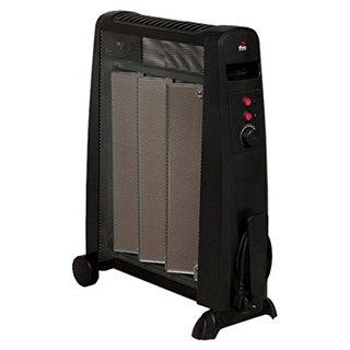 Radiateur Infrarouge Grupo FM RM-15 1500W Noir