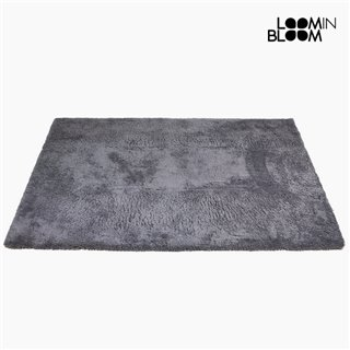Tapis Polyester Gris (170 x 240 x 8 cm) by Loom In Bloom