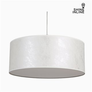 Suspension Nacre noire Coton et polyester (50 x 50 x 20 cm) by Shine Inline