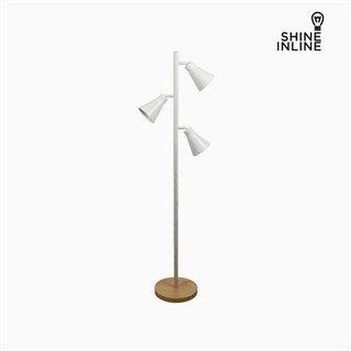 Lampadaire Bois de hêtre Fer (44 x 27 x 141 cm) by Shine Inline