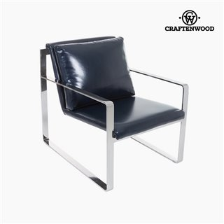 Fauteuil Bleu (72 x 90 x 82 cm) by Craftenwood