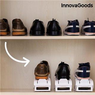 Organisateur de Chaussures Réglable Shoe Rack InnovaGoods (6 Paires)