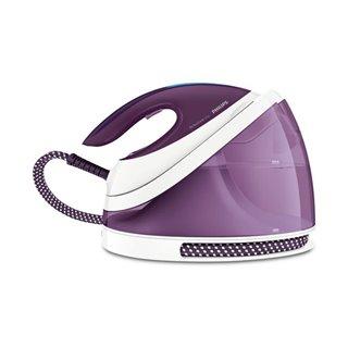 Fer à repasser générateur de vapeur Philips GC7051/30 5,5 bar 2 L 230 g/min Blanc Violet