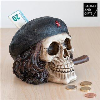 Tirelire Crâne Libérateur avec Pure Gadget and Gifts