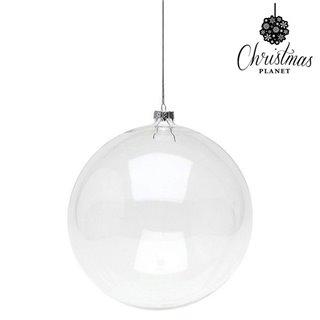 Boule de Noël Christmas Planet 8811 15 cm Verre
