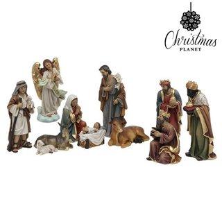 Crèche de Noël Christmas Planet 6869 15 cm (11 pcs)