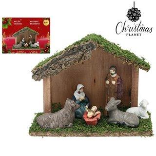 Crèche de Noël Christmas Planet 4417 (6 pcs)