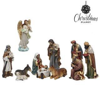 Crèche de Noël Christmas Planet 6838 25 cm (11 pcs)